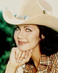 Lynda Carter born July 24